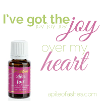 *Joy* Essential Oil & Ways to Use It