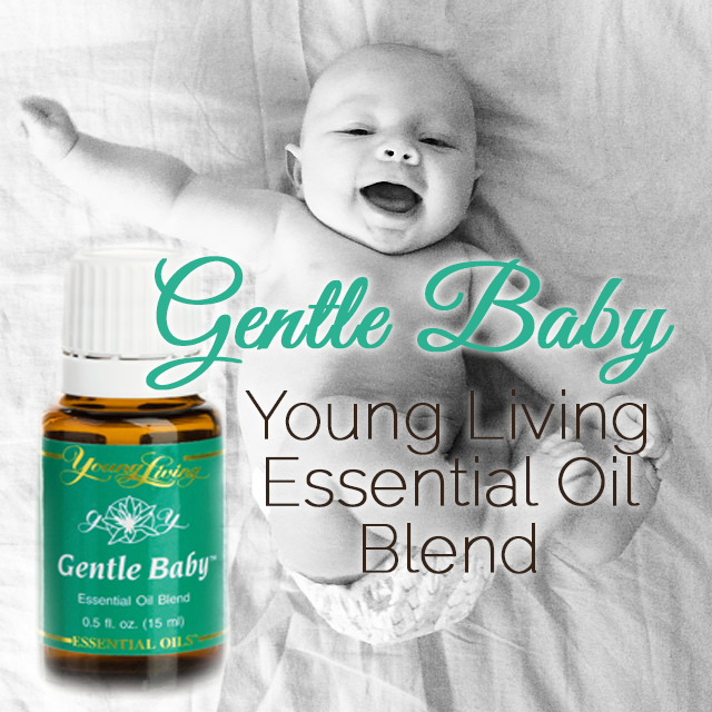 Gentle Baby Essential Oil Blend & Uses   apileofashes.com