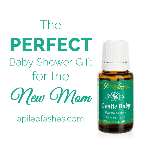 Gentle Baby Essential Oil Blend & Uses | apileofashes.com