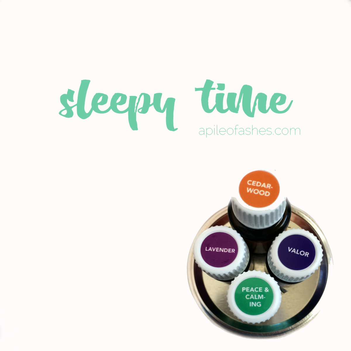 Bed Time Rub with Essential Oils {Sleepy Time!}