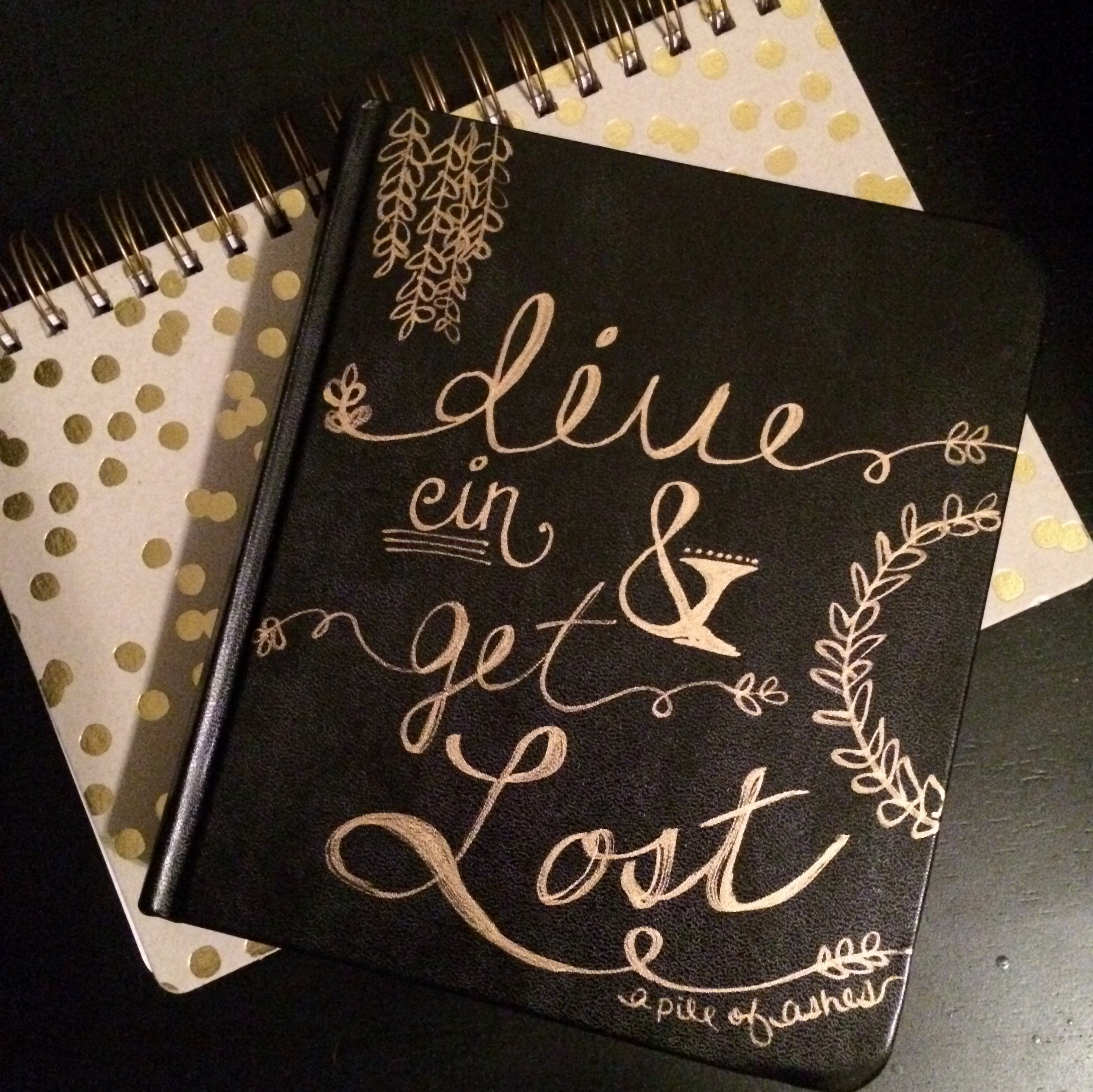 Journaling Bible | The Cover