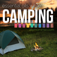Camping and Essential Oils
