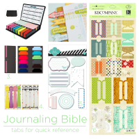 Journaling Bible | Tab Love