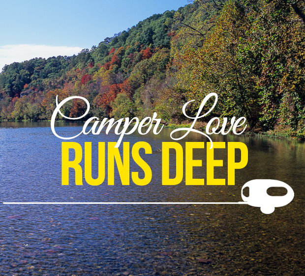 Camper Love Runs Deep | apileofashes.com