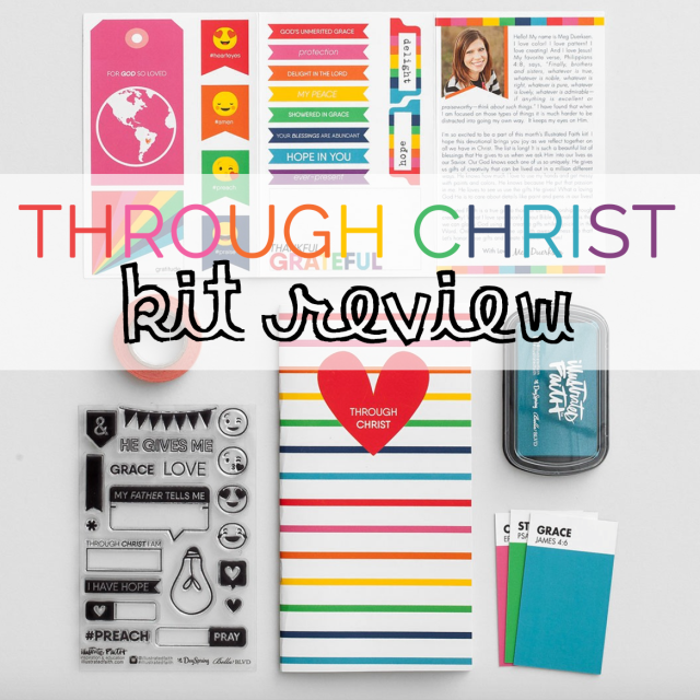 throughchristkitreview