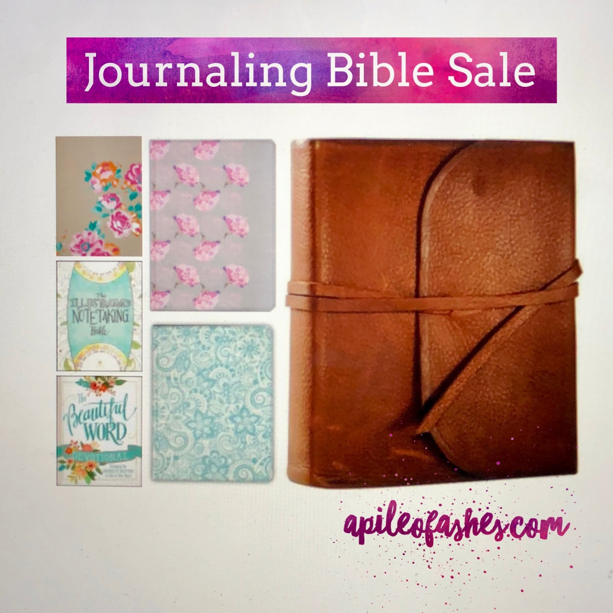 Huge Bible Sale Going On